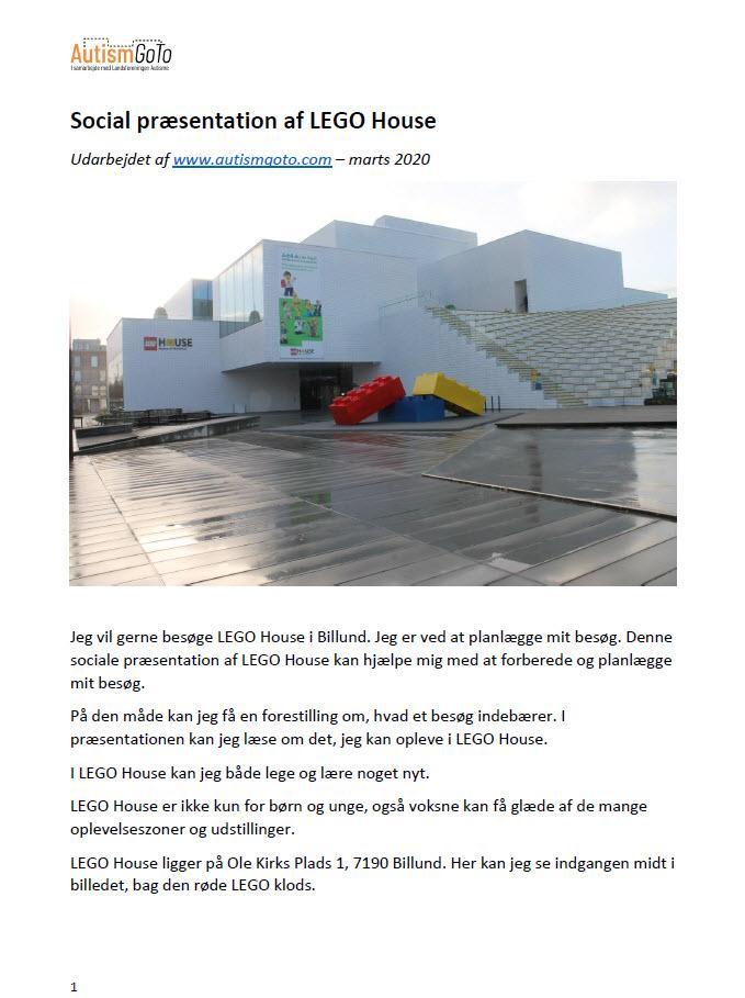 LEGO House - foto - social præsentation