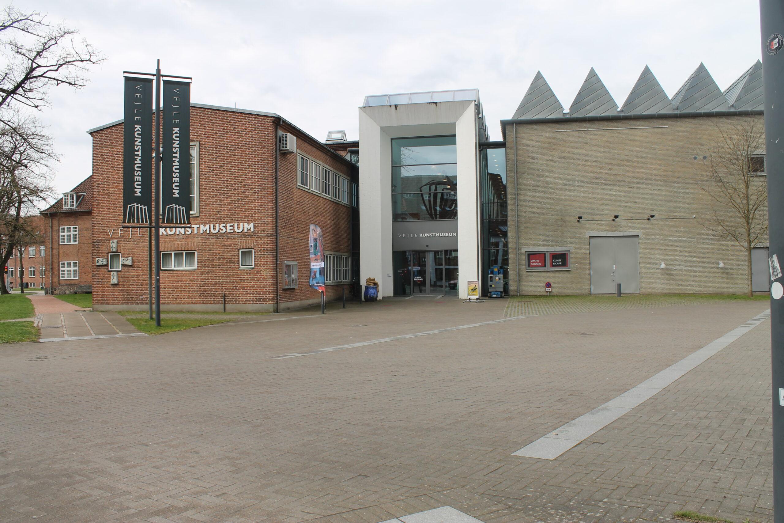 Vejle Kunstmuseum - Facade